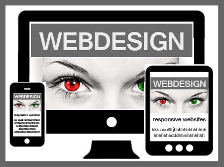 Responsive Webdesign Werbeagentur Priss