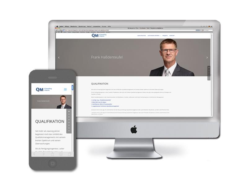 Qualitätsmanagement - Consulting Werbeagentrur Priss