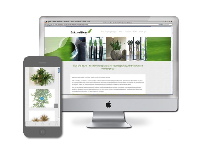 Wa-Priss Grün und Raum Spezialist für Raumbegrünung, Hydrokultur und Pflanzenpflege