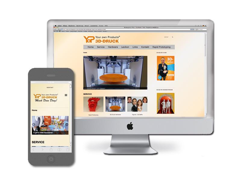 YOP 3D Drucker Kirchheim/Teck-Werbeagentur-Priss