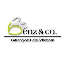Benz Catering Hotel Schwanen, Eventgastronomie-Werbeagentur-Priss