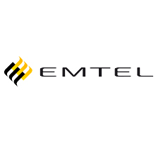 Emtel Logo, Geschäftspapiere, Werbemittel-Werbeagentur-Priss