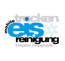 Mobile Trocken Eis Reinigung-Logogestaltung Werbeagentur-Priss